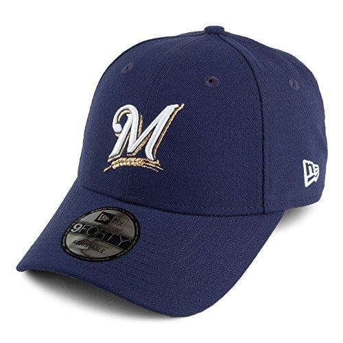 New Era Adjustable Milwaukee Brewers Baseball Cap