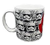Star Wars Becher Stormtrooper Tasse Mug XXL mit Thermoeffekt Farbwechsel