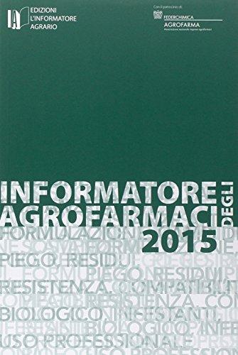 Informatore degli agrofarmaci 2015