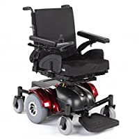 Sunrise Medical Quickie Hula Electric Powered Wheelchair