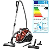 Rowenta - ro8333eb - Aspirateur sans sac aaca 68db rouge silence force multi cyclonic