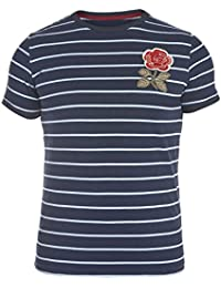 England RFU 1871 Rose Graphic Rugby T-Shirt