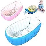 suyi aufblasbar Baby Baden Badewannen und Sitze tragbar Badewanne Kid