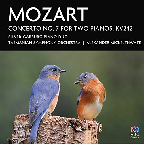 "Mozart: Concerto For 2 Pianos And Orchestra (No.7) In F, K.242 ""Lodron"" - 1. Allegro"