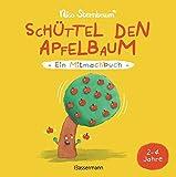 Schüttel den Apfelbaum - Ein Mitmachbuch. Für Kinder von 2