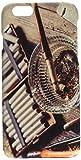 Glas Aschenbecher mit dünn Holz Rohre, Zigaretten und Feuerzeug ARO Handy Schutzhülle iPhone 6