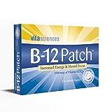 Vita Wissenschaften Vitamin B12 -Patch - für einen Monat hochwirksame