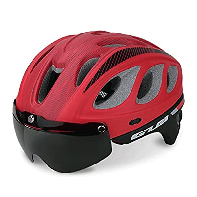 GUB Specialized Bike Helmet, Adjustable Sport Cycling Helmet Bike Bicycle Helmets for Road & Mountain Biking,Motorcycle for Adult Men & Women,Youth - Racing,Safety Protection by Zidz