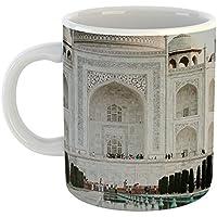 Westlake Art Taj Mahal-11 oz Taza de café-Moderna Imagen Ilustraciones de la