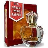 #4: Real Sandalwood (With Sandalwood Inside) Long Lasting Natural Perfume Spray For Men & Women