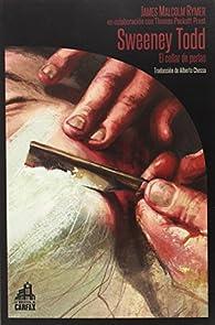 Sweeney Todd: El collar de perlas par  Thomas Peckett Prest