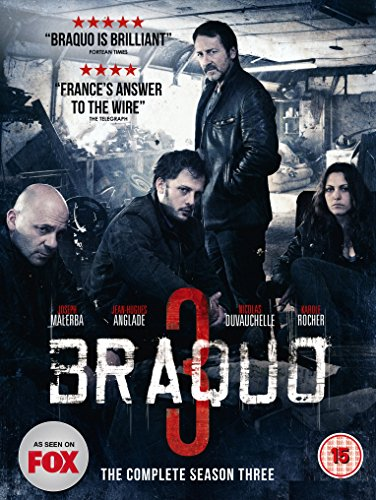 Bild von Braquo Series 3 [Blu-ray] [UK Import]