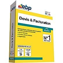 EBP Devis & Facturation Pratic 2017 + VIP