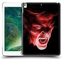 Ufficiale Tom Wood Demone Ombra Horror Cover Retro Rigida per Apple iPad Pro 12.9 (2017)
