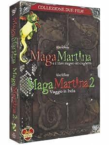 Maga Martina e il libro magico del draghetto + Maga Martina 2 - Viaggio in India(collezione 2 film)