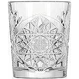 12 x Whiskygläser, Tumbler, Glas, 35 cl,  9 cm, Höhe: 10.5 cm