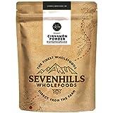 Sevenhills Wholefoods Poudre De Cannelle (Vrai Ceylan) Crue Bio 500g