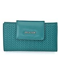 34155e0068 Pierre Cardin 7484-1055, Portafogli Donna Verde Verde talla unica