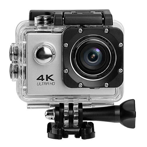 Foru-1 Mini 5,0 Zoll LCD 140° Objektiv 4K HD WiFi Action Kamera Wasserdichte Sportkamera