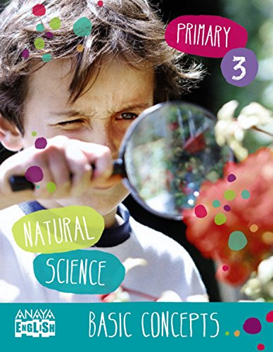 Natural Science 3. Basic Concepts. (Anaya English) - 9788467847932