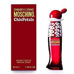 Moschino Cheap and Chic Petals Agua de toilette con vaporizador 30 ml