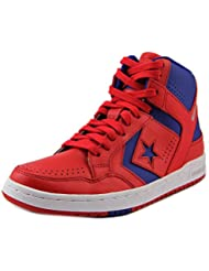 Converse Weapon Mid Red Blue White