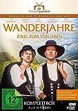 Wanderjahre - Zwei zum Verlieben, Komplettbox [4 DVDs] -