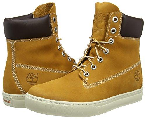 Timberland Newmarket 2 Cupsole 6   Men s Boots  Brown  Wheat   9 5 UK  44 EU