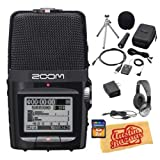 Zoom H2n Handy Recorder + 2GB SD-CARD + APH-2n Zubehör Set H2 Next