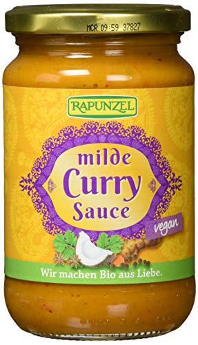 Rapunzel Curry-Sauce mild, 6er Pack (6 x 350 ml)