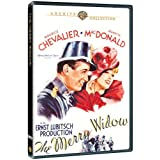 The Merry Widow 1934 Maurice Chevalier Jeanette MacDonald by Maurice Chevalier