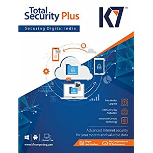 K7 Total (Ultimate) Security X5 Limited Edition – 5 PCs