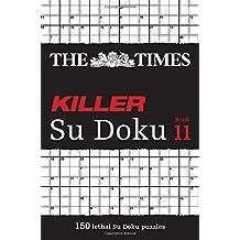 The Times Killer Su Doku Book 11