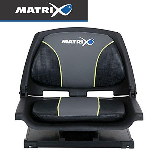 Fox Matrix Feeder Swivel seat - Drehsitz für Sitzkiepe zum Stippen & Feedern, Angelstuhl zum Feederangeln & Stippangeln