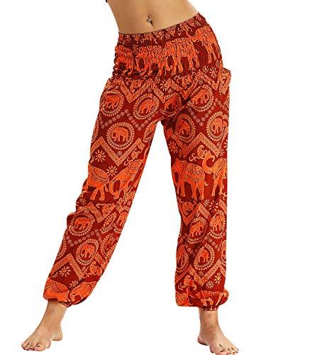 Boho Spiaggia Festival Hippy Hippie Baggy Yoga Harem Pants Pantaloni Tuta