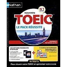 Pack réussite Nouveau TOEIC® (conforme au test Toeic® en vigueur à partir de juin 2018)