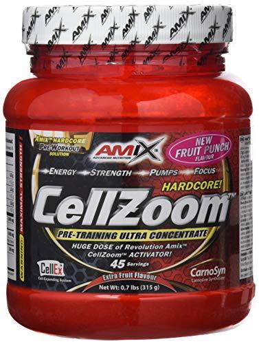 Amix Cellzoom Voluminizador - Pre-Entreno - 315 gr