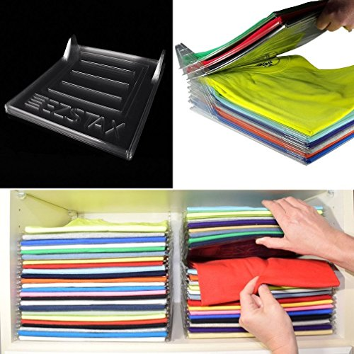 10Schichten ezstax Kleidung Organizer System Closet Organizer Laden Organizer Organisation Schreibtisch Datei Aktenschrank