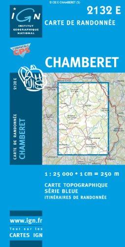 Chamberet GPS: IGN2132E