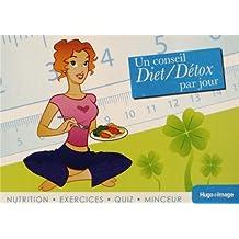 Un conseil diet détox par jour 2014