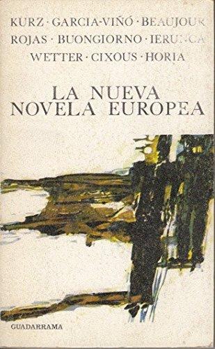LA NUEVA NOVELA EUROPEA