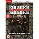 Soldier Soldier - Complete Series - 23-DVD Box Set [ NON-USA FORMAT, PAL, Reg.2 Import - United Kingdom ] by Dougray Scott