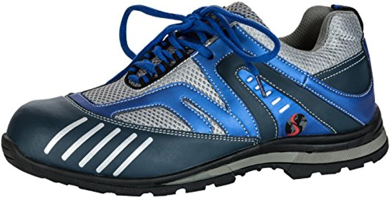 Seba 569 CE Zapato baja S1P HRO SRC, Azul, talla 41