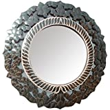 Vinayak Arts Wall Mirror Frame For Wall Decor (1.5×1.5) - B0789L4F5N