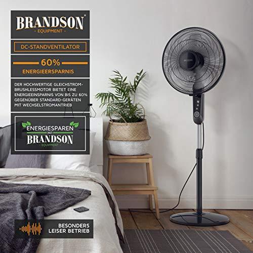 Brandson – DC Standventilator Silent Bild 5*