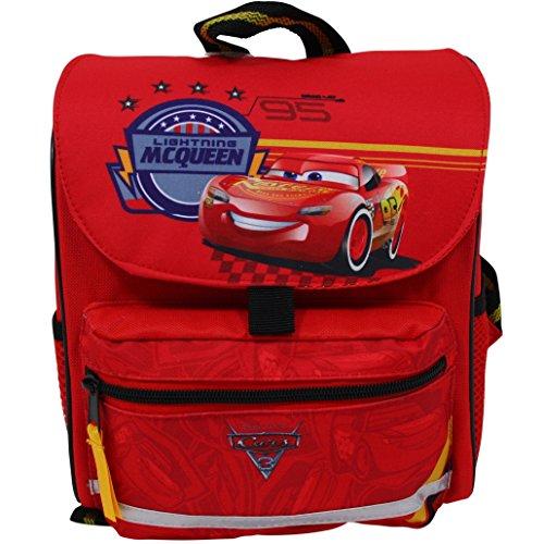 Disney Cars 3, Sac à dos enfant Enfant rouge Rot s