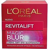 L'Oréal Paris Revitalift Magic Blur Crema Viso Anti-Età Quotidiana, 50 ml