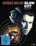 Blow Out - Der Tod löscht alle Spuren - Mediabook  (+ DVD) (+ Bonus-DVD) [Blu-ray] - John Travolta, Nancy Allen, John Lithgow, Dennis Franz