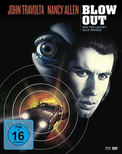 Blow Out - Der Tod löscht alle Spuren - Mediabook (+ DVD) (+ Bonus-DVD) [Blu-ray]