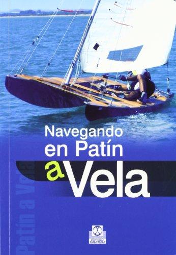 Navegando En Patín a Vela (Deportes) por Ricard Pedreira Font